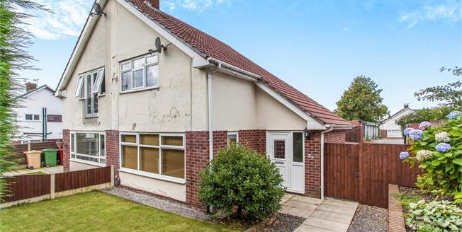 Offers Over £125,000, 3 Bedroom Semi Detached House For Sale in Westhoughton, BL5