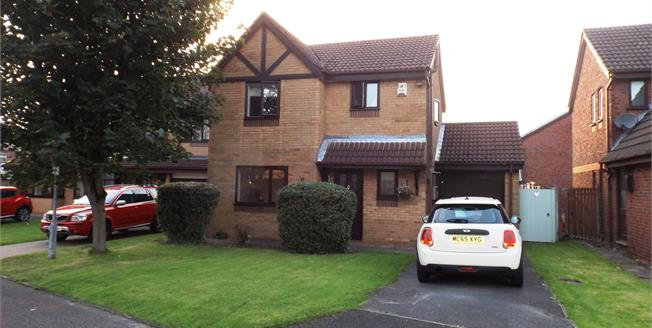 Offers Over £200,000, 3 Bedroom Detached House For Sale in Westhoughton, BL5