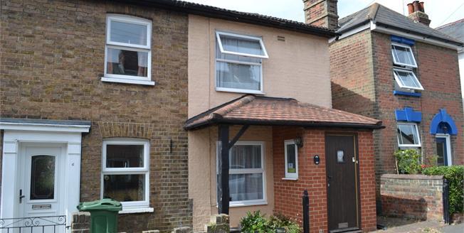 Asking Price £240,000, 2 Bedroom For Sale in Maldon, CM9