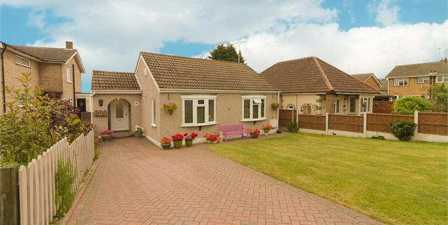 Asking Price £380,000, 2 Bedroom Detached Bungalow For Sale in Leigh-on-Sea, SS9