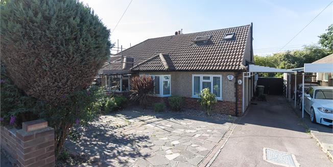 Asking Price £350,000, 3 Bedroom Semi Detached House For Sale in Rayleigh, SS6