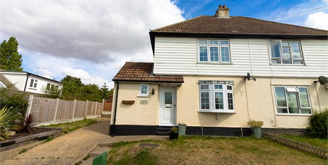 Offers in excess of £325,000, 3 Bedroom Semi Detached House For Sale in Rayleigh, SS6