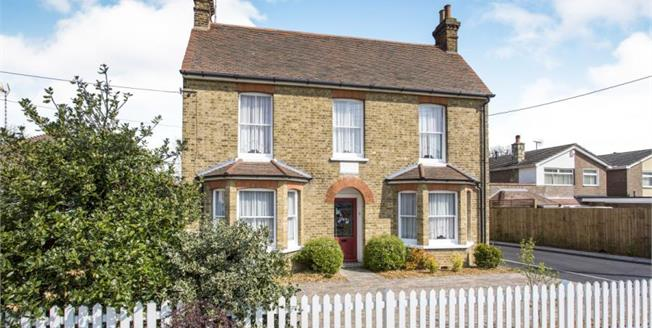 Offers in the region of £700,000, 4 Bedroom Detached House For Sale in Benfleet, SS7