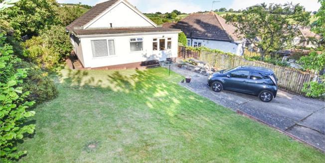 Offers Over £415,000, 3 Bedroom Detached Bungalow For Sale in Benfleet, SS7