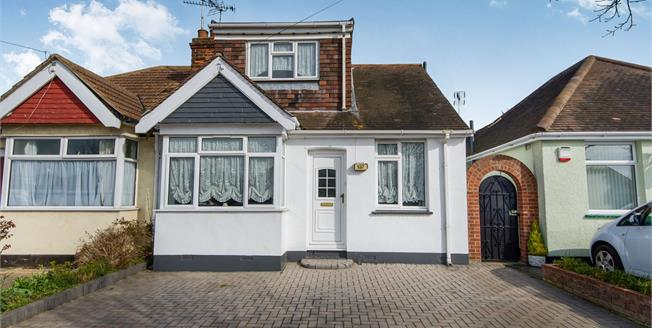 Offers in excess of £300,000, 4 Bedroom Semi Detached Bungalow For Sale in Southend-on-Sea, SS2