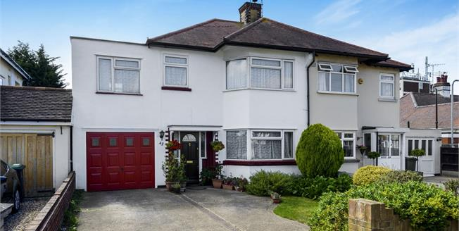 Offers in the region of £325,000, 3 Bedroom Semi Detached House For Sale in Southend-on-Sea, SS2