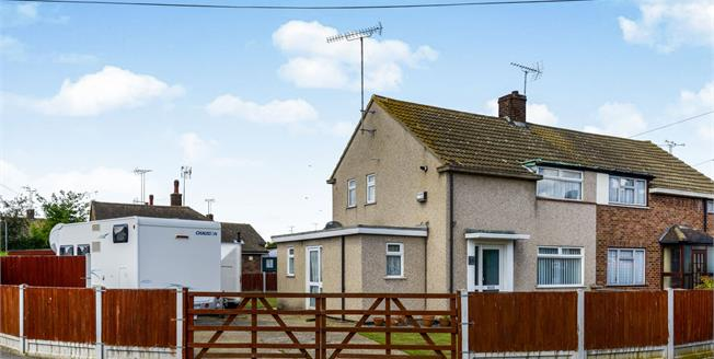 Offers in excess of £245,000, 2 Bedroom Semi Detached House For Sale in Rochford, SS4