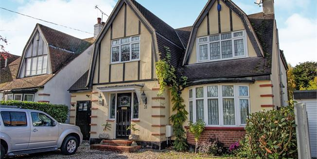 Offers in excess of £800,000, 5 Bedroom Detached House For Sale in Rochford, SS4