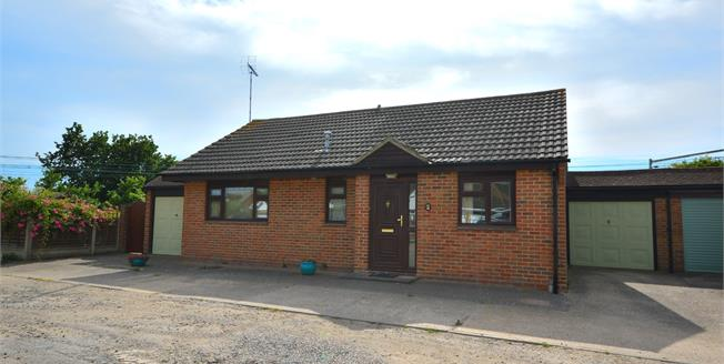 Asking Price £300,000, 3 Bedroom Detached Bungalow For Sale in Rochford, SS4