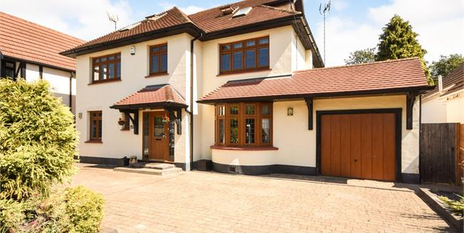 Asking Price £725,000, 5 Bedroom Detached House For Sale in Rochford, SS4
