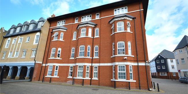 Asking Price £165,000, 1 Bedroom Flat For Sale in Rochford, SS4