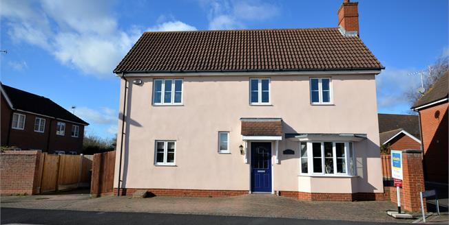 Offers in excess of £425,000, 3 Bedroom Detached House For Sale in Rochford, SS4