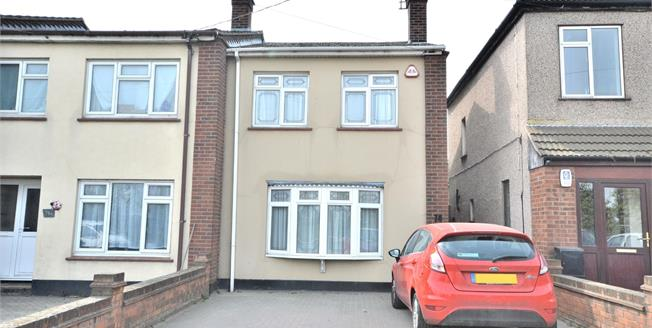 Offers in excess of £315,000, 3 Bedroom End of Terrace House For Sale in Rochford, SS4