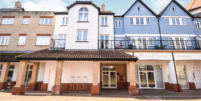 Asking Price £170,000, 1 Bedroom Flat For Sale in Rochford, SS4