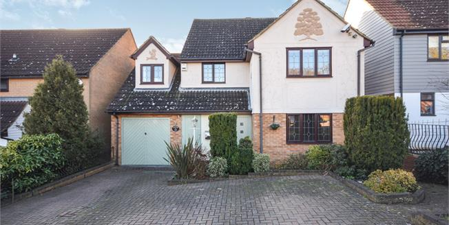 Asking Price £525,000, 5 Bedroom Detached House For Sale in Rochford, SS4