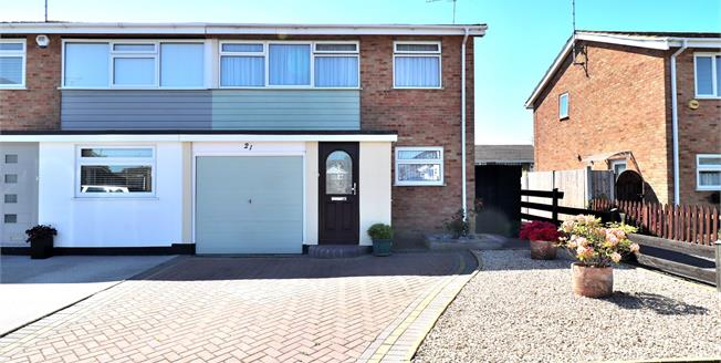 Offers in excess of £290,000, 3 Bedroom Semi Detached House For Sale in Rochford, SS4