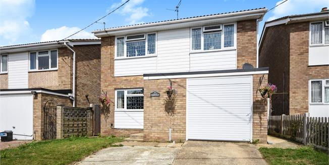 Asking Price £325,000, 3 Bedroom Detached House For Sale in Canewdon, SS4