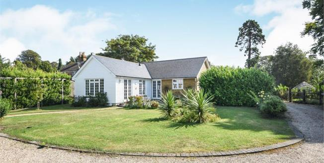 Price on Application, 2 Bedroom Detached Bungalow For Sale in Paglesham, SS4