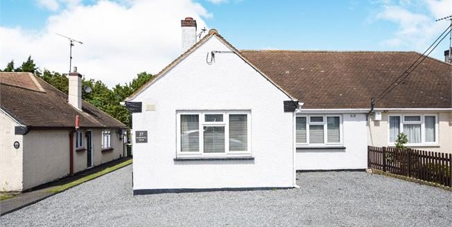 Asking Price £385,000, 3 Bedroom Semi Detached Bungalow For Sale in Hockley, SS5