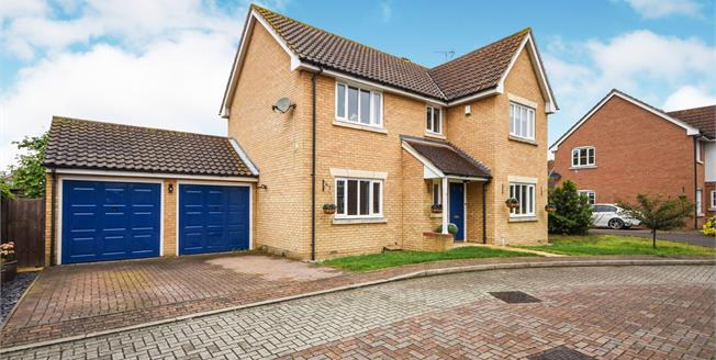 Asking Price £500,000, 4 Bedroom Detached House For Sale in Rochford, SS4
