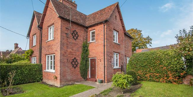 Offers in excess of £280,000, 3 Bedroom For Sale in Foxearth, CO10