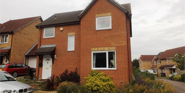 Offers Over £250,000, 3 Bedroom Detached House For Sale in Haverhill, CB9