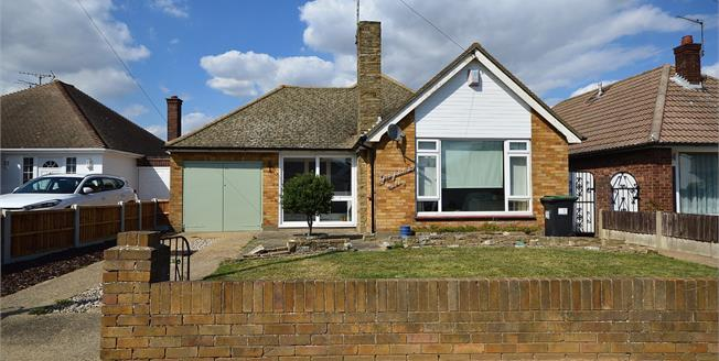 Offers in excess of £475,000, 2 Bedroom Detached Bungalow For Sale in Southend-on-Sea, SS1