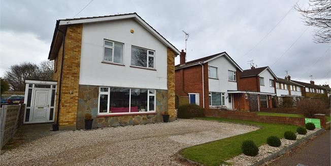Asking Price £425,000, 3 Bedroom Detached House For Sale in Southend-on-Sea, SS1