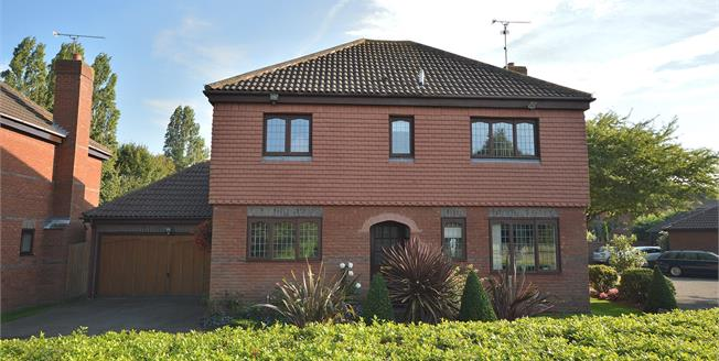 Offers in excess of £525,000, 4 Bedroom Detached House For Sale in Shoeburyness, SS3