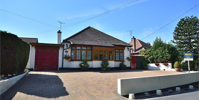 Offers in excess of £400,000, 2 Bedroom Detached Bungalow For Sale in Little Wakering, SS3