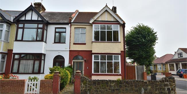 Asking Price £280,000, 3 Bedroom End of Terrace House For Sale in Southend-on-Sea, SS2