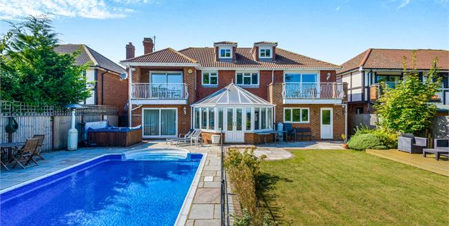 Asking Price £850,000, 4 Bedroom Detached House For Sale in Shoeburyness, SS3