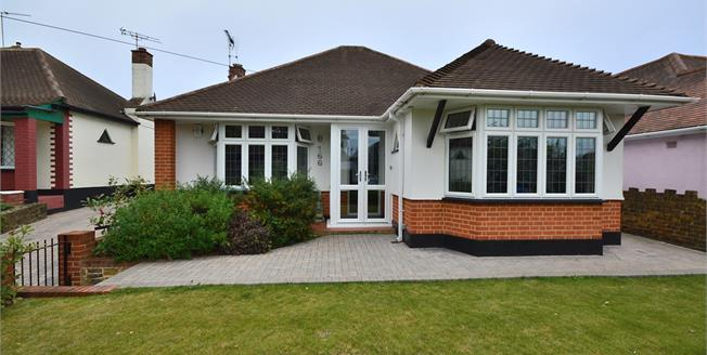 Asking Price £450,000, 2 Bedroom Detached Bungalow For Sale in Southend-on-Sea, SS1