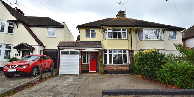 Offers in excess of £425,000, 3 Bedroom Semi Detached House For Sale in Southend-on-Sea, SS1