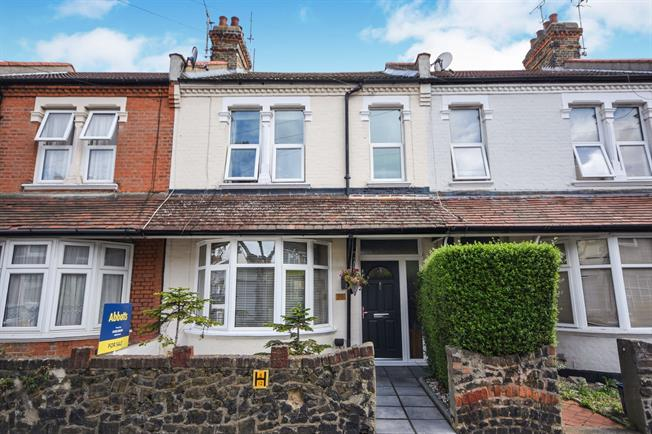 3 Bedroom Terraced House For Sale in Southend-on-Sea for Asking