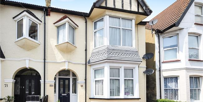 Offers in excess of £255,000, 3 Bedroom Flat For Sale in Westcliff-on-Sea, SS0