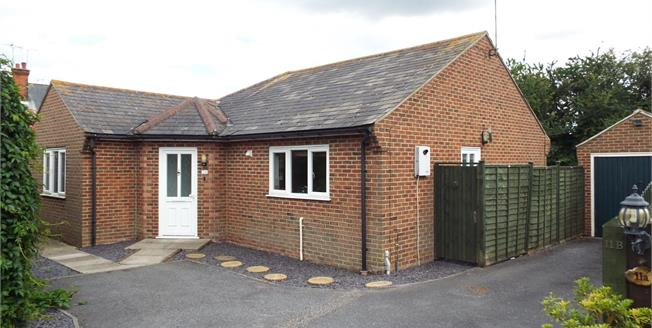 Asking Price £350,000, 2 Bedroom Detached Bungalow For Sale in Great Totham, CM9