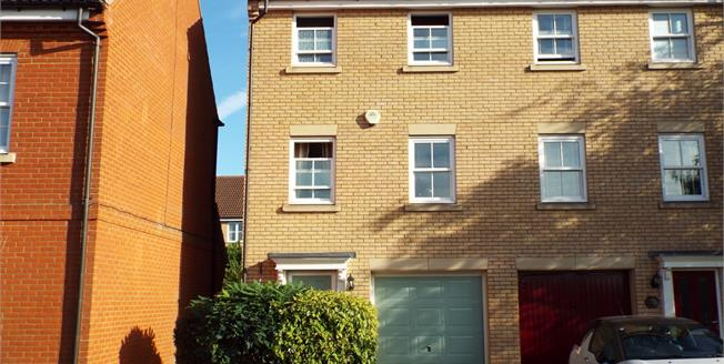 Guide Price £300,000, 3 Bedroom Semi Detached House For Sale in Witham, CM8