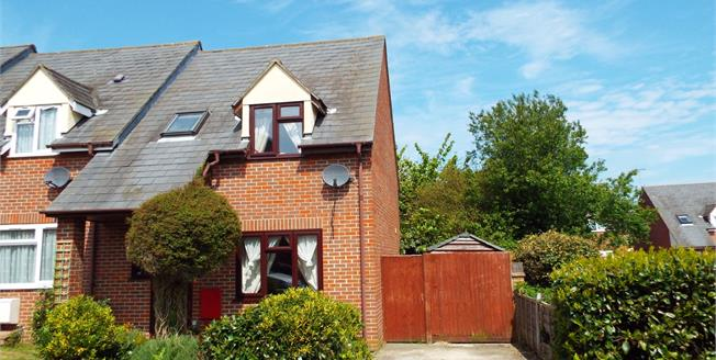 Offers in excess of £230,000, 2 Bedroom End of Terrace House For Sale in Witham, CM8