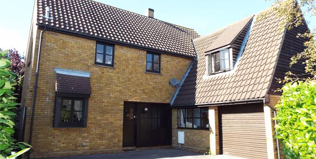 Asking Price £450,000, 5 Bedroom Detached House For Sale in Witham, CM8