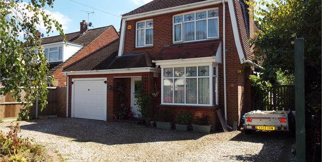 Asking Price £375,000, 3 Bedroom Detached House For Sale in Tiptree, CO5