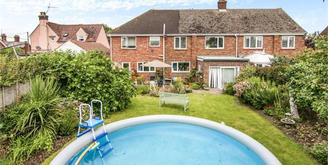 Asking Price £600,000, 5 Bedroom Semi Detached House For Sale in Witham, CM8