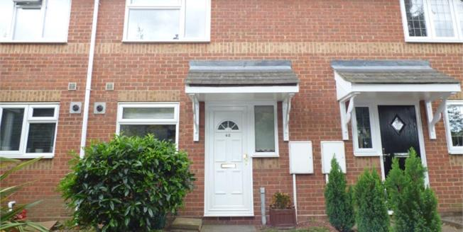 Offers in excess of £240,000, 2 Bedroom Terraced House For Sale in Witham, CM8