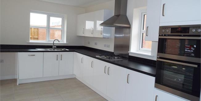 £182,245, 4 Bedroom Detached House For Sale in Witham, LN6