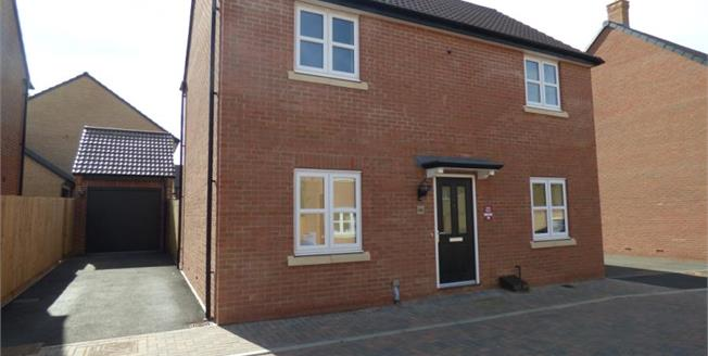 £242,995, 4 Bedroom Detached House For Sale in Witham, LN6