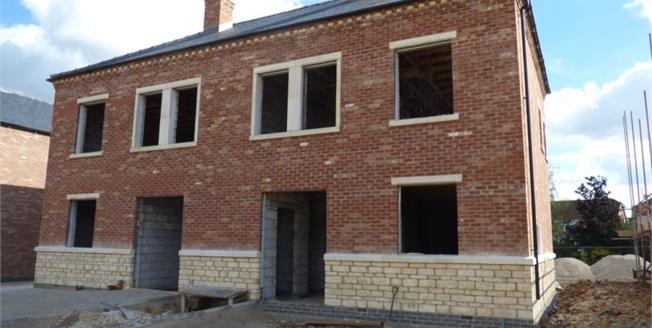 £285,000, 4 Bedroom Semi Detached House For Sale in Bracebridge Heath, LN4