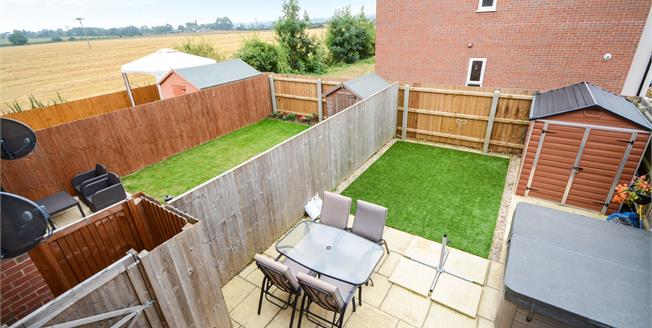 Offers in the region of £175,000, 4 Bedroom Semi Detached House For Sale in Cherry Willingham, LN3