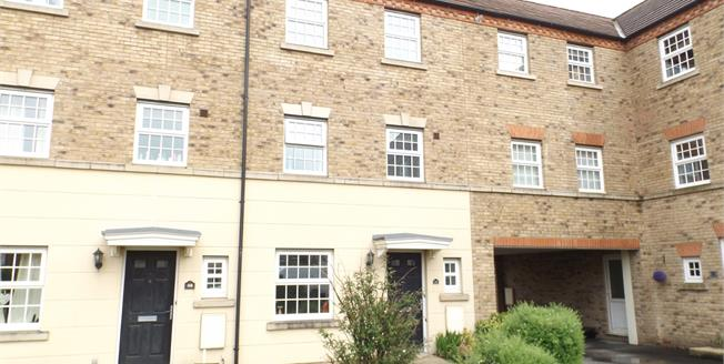 Asking Price £179,950, 4 Bedroom Terraced House For Sale in Witham St. Hughs, LN6