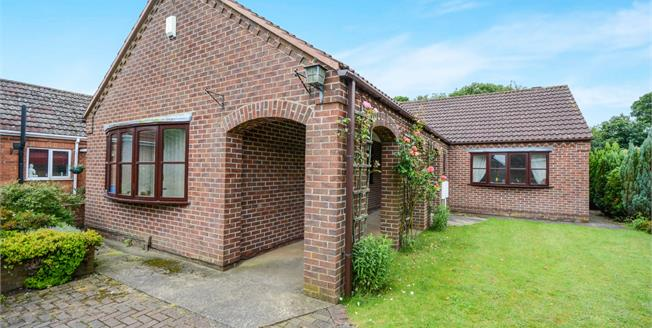 Offers Over £355,000, 4 Bedroom Detached Bungalow For Sale in Branston, LN4
