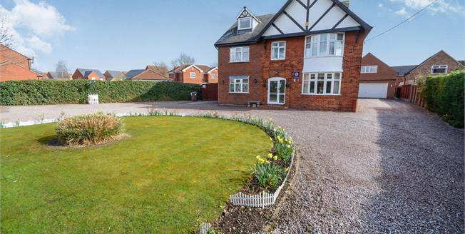 Asking Price £650,000, 10 Bedroom Detached House For Sale in North Hykeham, LN6